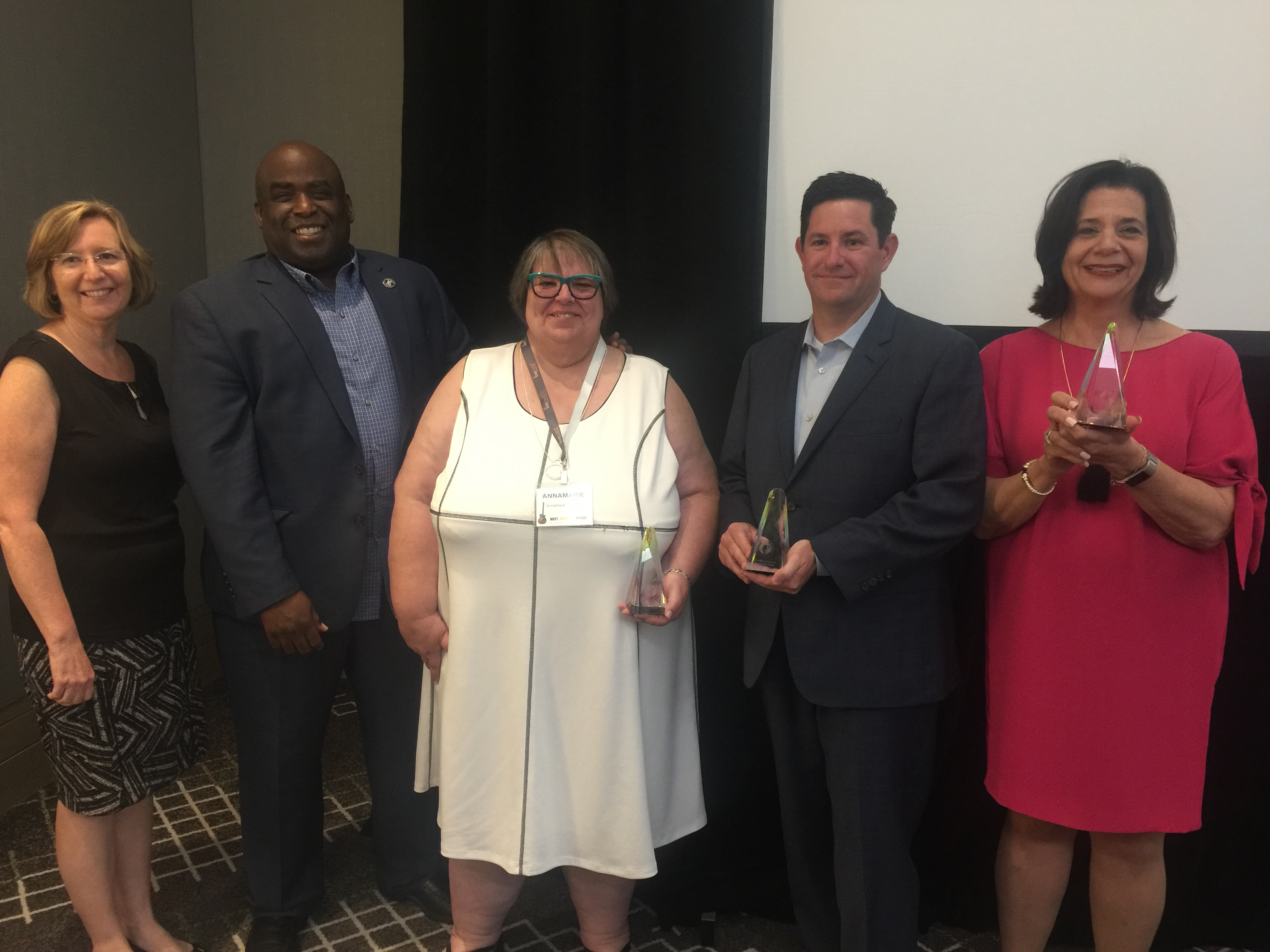 Washoe Legal Services Award Winners