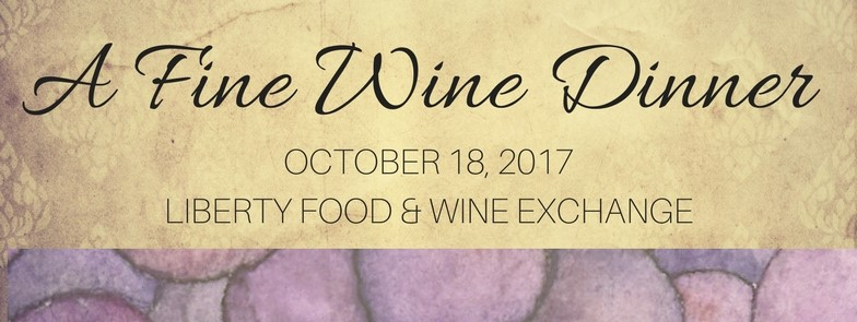 WLS - A Fine Wine Dinner Event Cover