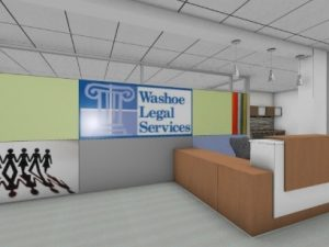 Washoe Legal Services - Renovation Campaign Progress