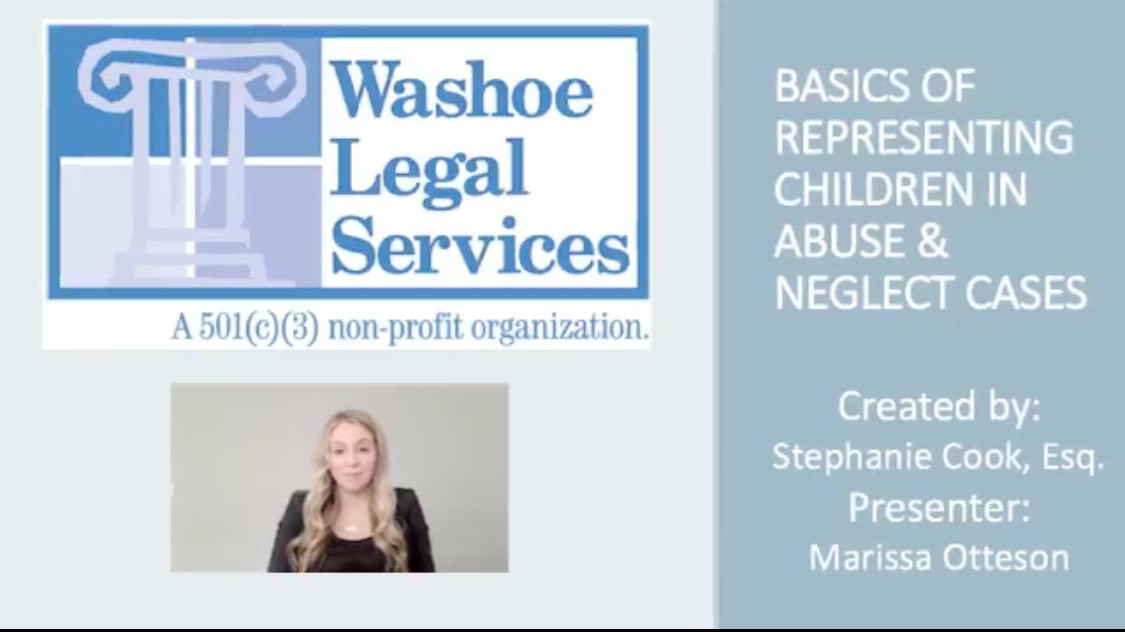 WLS - Child Abuse CLE