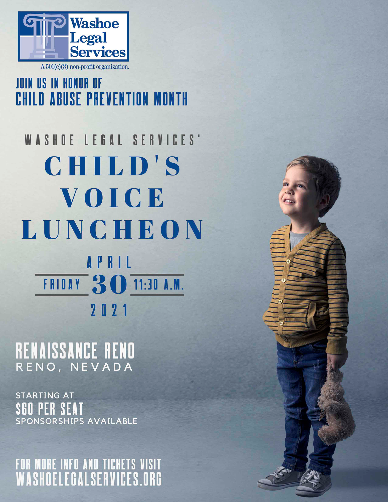 WLS - Childs Luncheon 2021